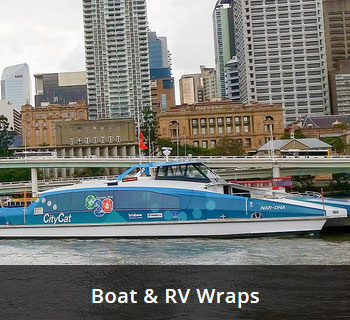 Boat & RV Wraps