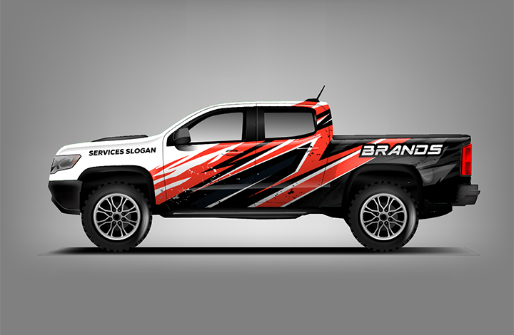 Best fleet vehicle wraps for advertisement in Charlotte, NC