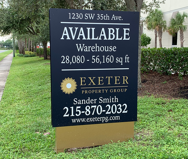 Real Estate Signs For Realtors in Charlotte, NC
