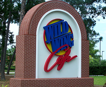 Outdoor Lighted Business Signage in Charlotte, NC