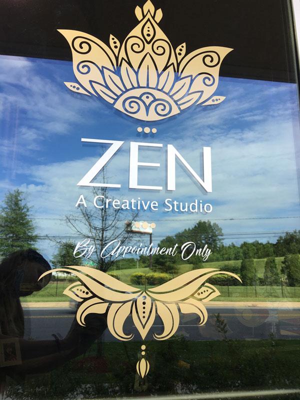 Custom Exterior Door Signs in Charlotte, NC