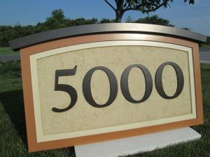 5000 Monument Signage in Charlotte, NC