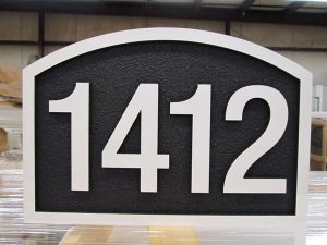 Address Monument Signs in Charlotte, NC