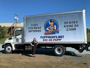 Flipppinjays Commercial Truck Wraps by QC Signs Charlotte
