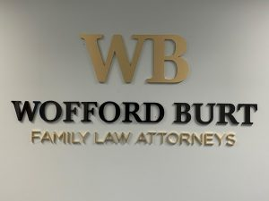 WB Corporate Lobby Signs Custom Made by QC Signs Charlotte