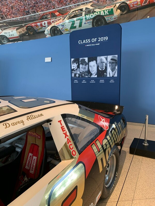 Custom Interior Sign & Decals for NASCAR in Charlotte, NC
